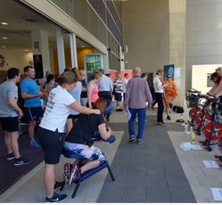 The RAC Bike-A-Thon
