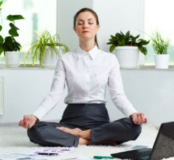 Corporate Yoga: 7 Yoga Poses You Can Do In The Office